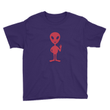 Alien / Youth Short Sleeve T-Shirt - Retro Guy Apparel