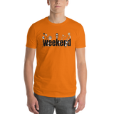Weekend/Grandkids/Short-Sleeve T-Shirt - Retro Guy Apparel