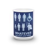 WhatEver/Mug - Retro Guy Apparel