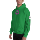 RetroGuyLogo/SLEEVEPRINT/Hooded Sweatshirt - Retro Guy Apparel