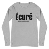 E'CURE'/Unisex Long Sleeve Tee