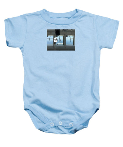 Yachting W/ Retro  - Baby Onesie - Retro Guy Apparel