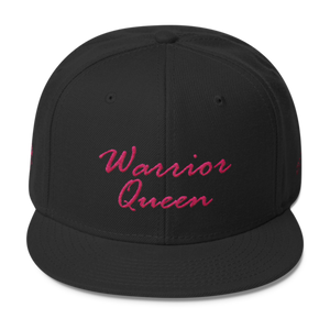 Warrior Queen Snapback Hat