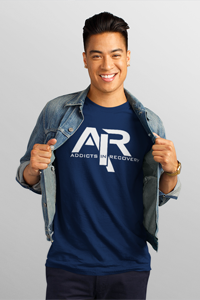 AIR Logo Men's Gildan T-shirt Summer Edition