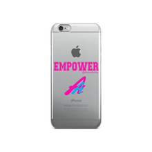 Empower Pink Logo iPhone Case @AlainaAshley Collection