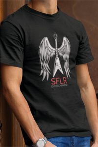 SFLR Entertainment Men's Gildan Softstyle T-shirt - Sober For Life Radio Collection