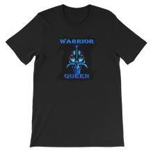 Warrior Queen Blue Steel Ladies' Bella+Canvas T-shirt