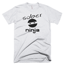Sober Ninja Men's American Apparel T-shirt