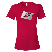 Sober 503 Ladies' Anvil T-shirt
