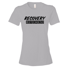 Recovery Bitches! Ladies' Anvil T-shirt
