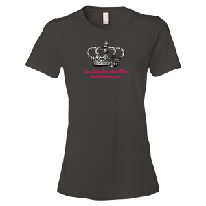 Bipolar Hot Mess Ladies' Anvil T-shirt