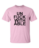 UNFUCKWITHABLE Men's Gildan T-shirt