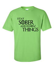 I Know Things Men's Gildan T-shirt