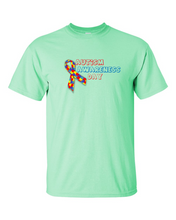 Autism Awareness Day Men's American Apparel T-shirt