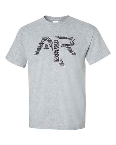 AIR Cloud Men's Gildan T-shirt
