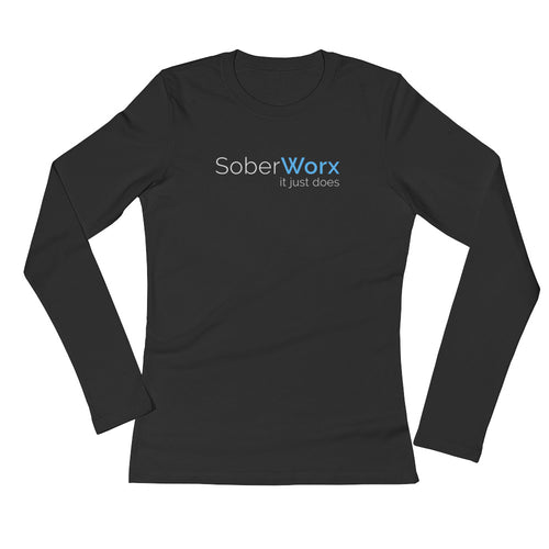 SoberWorx Ladies' Long Sleeve T-Shirt