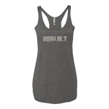 REBUILT Grey Ladies' Next Level Tank