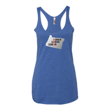 Sober 503 Ladies' Next Level Tank
