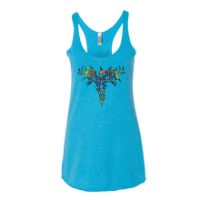 Phoenix of Resurrection Ladies' Next Level Tank