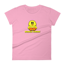 Sober Chick Ladies' Anvil T-shirt