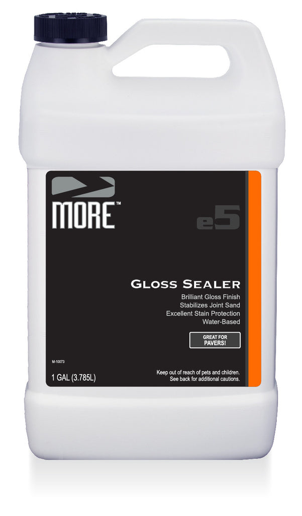 MORE™ Gloss Sealer - MORE Surface Care