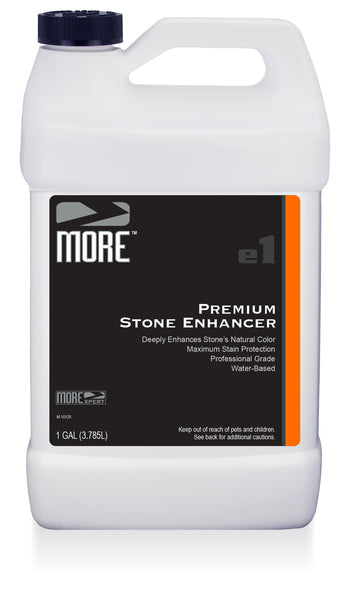 MORE™ Premium Stone Enhancer - MORE Surface Care