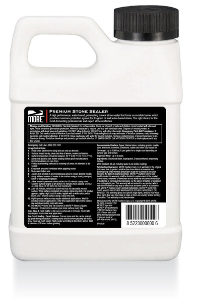 MORE™ Premium Stone Sealer - MORE Surface Care