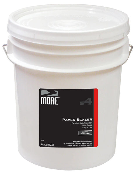 MORE™ Paver Sealer - MORE Surface Care