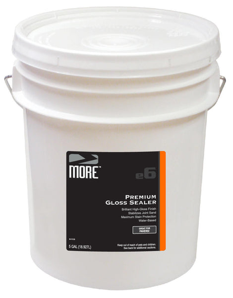 Premium Gloss Sealer - MORE Surface Care