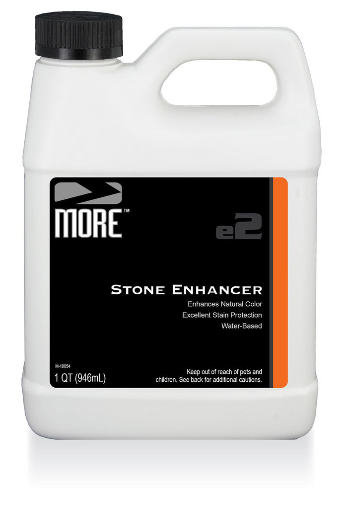 MORE™ Stone Enhancer - MORE Surface Care