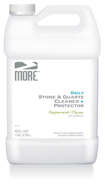 MORE™ Stone & Quartz Cleaner + Protector - MORE Surface Care