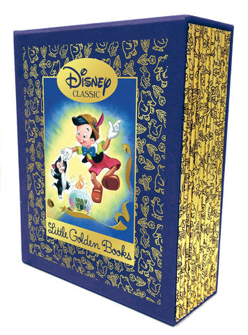 12 Beloved Disney Classic Little Golden Book