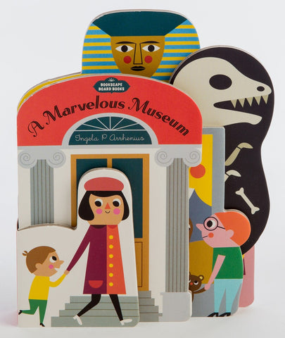 Bookscape Board Books: A Marvelous Museum