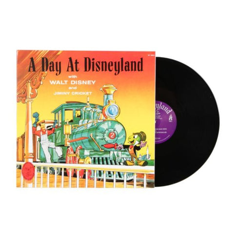 Vinyl - A Day at Disneyland