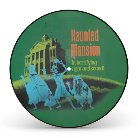 Vinyl - The Haunted Mansion Picture Disc