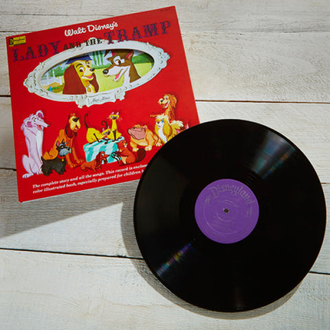 Vinyl - Magic Mirror: The Lady and the Tramp
