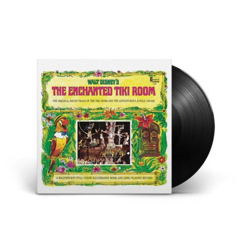 Vinyl - Walt Disney's Enchanted Tiki Room/The Adventurous Jungle Cruise