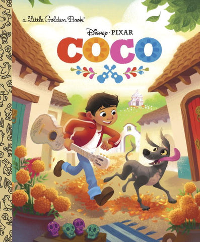 Coco Little Golden Book (Disney/Pixar)