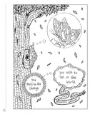 One Year Wiser: The Coloring Book
