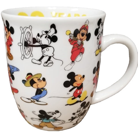 Mickey Mouse 90th Anniversary Porcelain Mug