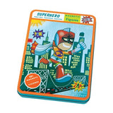 Superhero Magnetic Figures