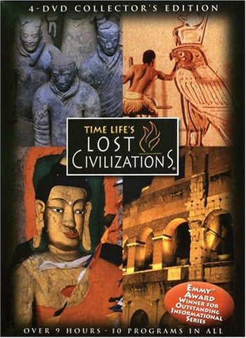 Time Life's Lost Civilizations DVD
