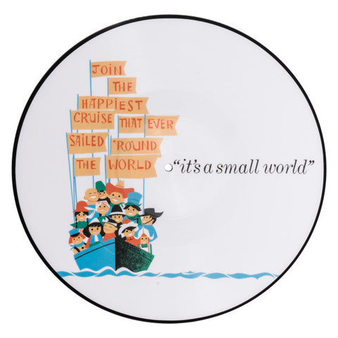 Vinyl - It's a Small World