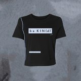 WOMENS <br> 'Be Kind' Block Inside-Out Tee