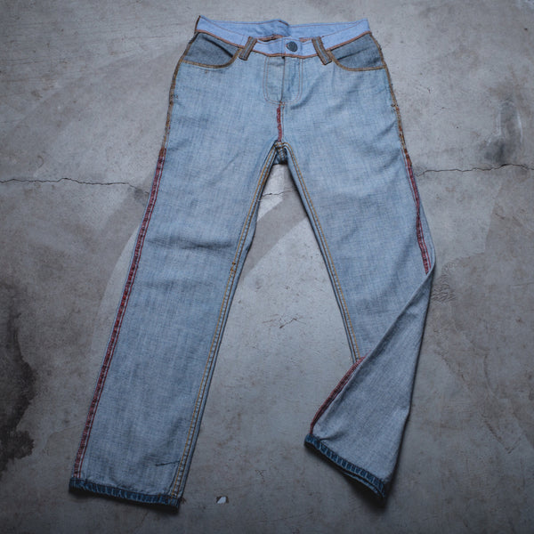 017 - Inside-Out Denim (Mens / 28 x 30 / Relaxed)
