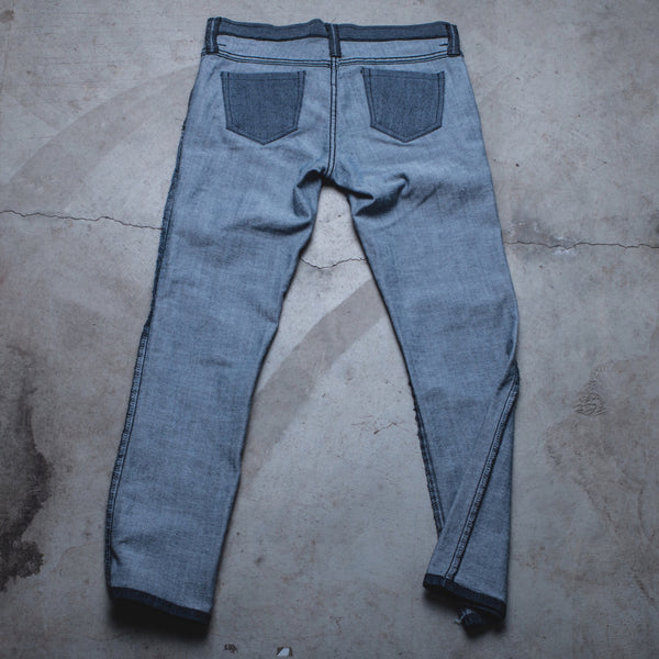 006 - Inside-Out Denim (Womens / Size 29 / Bootcut)