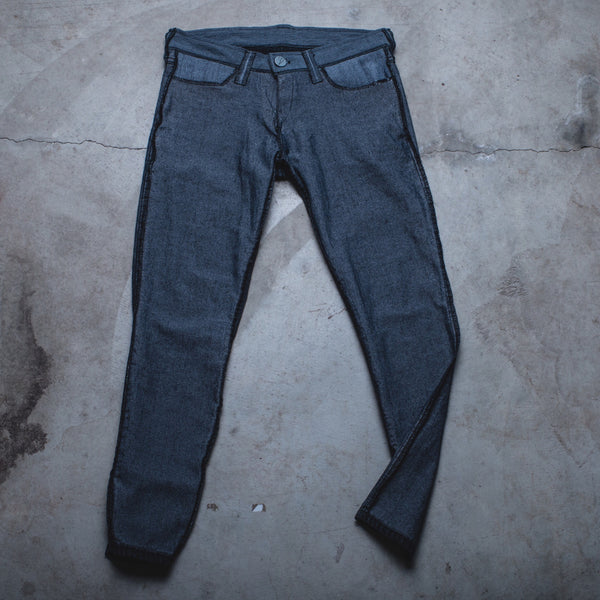 004 - Inside-Out Denim (Womens / Size 29 / Skinny Jeans)