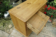 OLD PINE CHEST DRAWERS/ SIDEBOARD - oldpineshop.co.uk