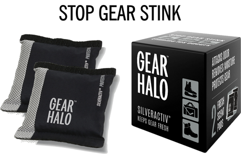 Gearhalo Deodorizer Tactical Case Lot