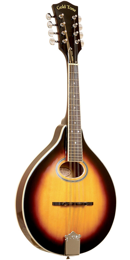 Gold Tone GM-50 A-Style Round Hole Acoustic Mandolin